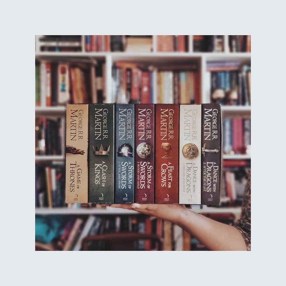 Times Where The Books Weren't Better