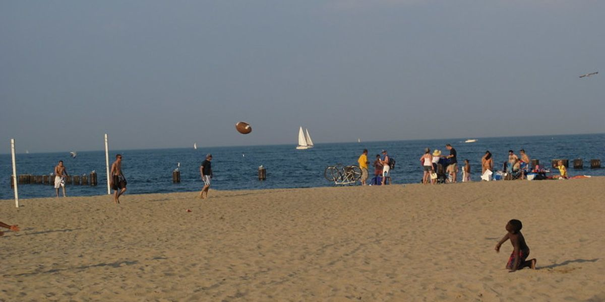 Beach bacteria: DNA tests offer quicker results
