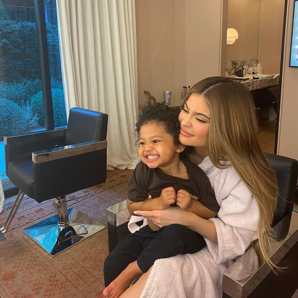 How Does Stormi Have More Self-Control Than Me?