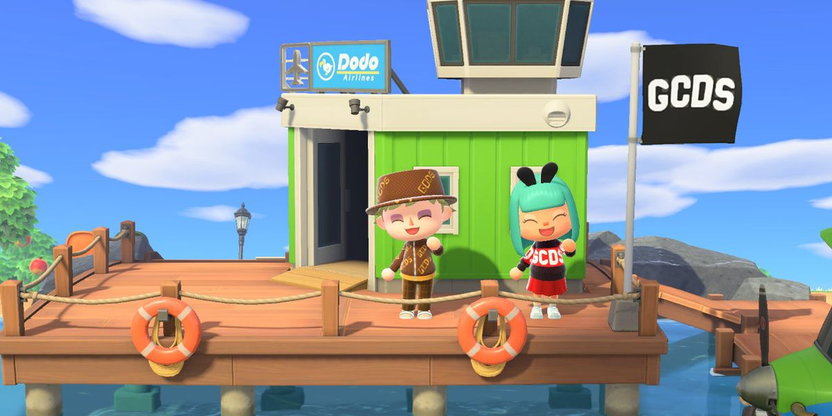'Animal Crossing' Is Fashion's Newest Horizon