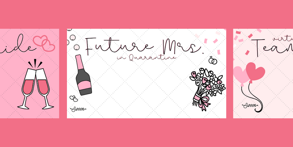You Need These Zoom Backgrounds For Your Next Virtual Bachelorette Party
