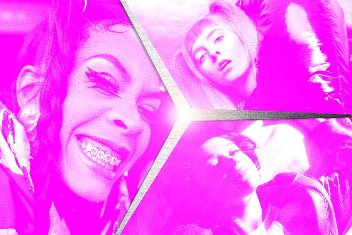 Rico Nasty, Ashnikko and Lolo Zouaï Are Taking Over PAPER x Club Q
