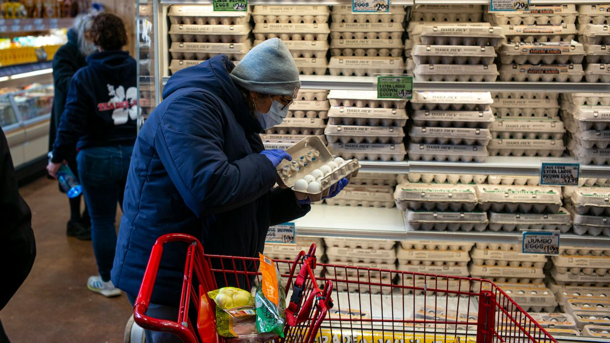 April Grocery Prices Jumped the Most in 46 Years