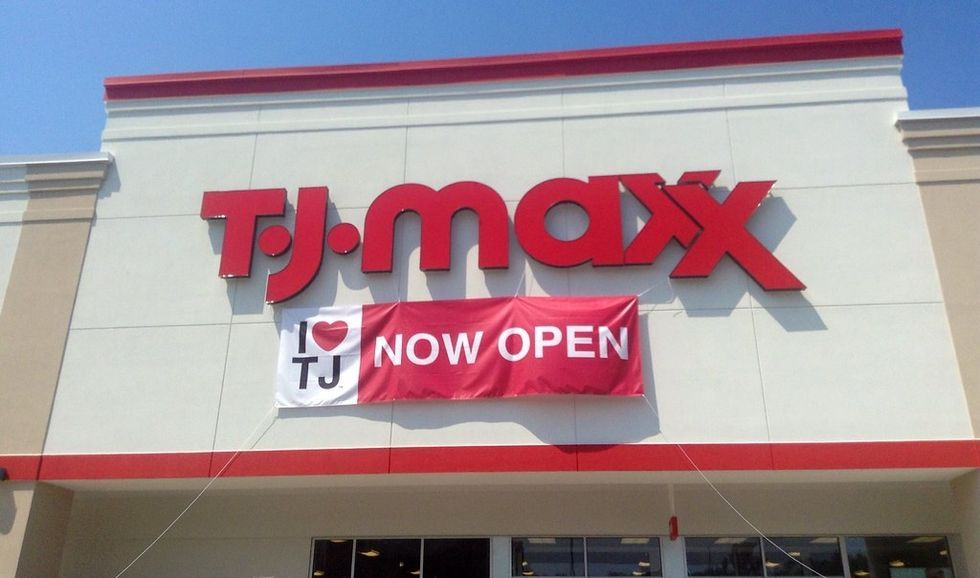 T.J. Maxx Is Taking Online Orders Again, And We're All Social Distancing From Our Budgets