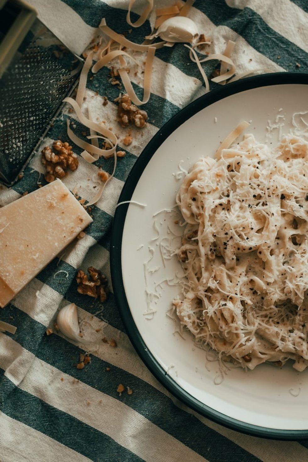 Self-Realization Through Bad Pasta