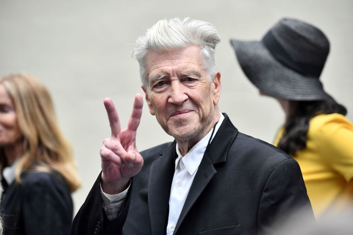 David Lynch Is Delivering Weather Reports After 10-Year Hiatus