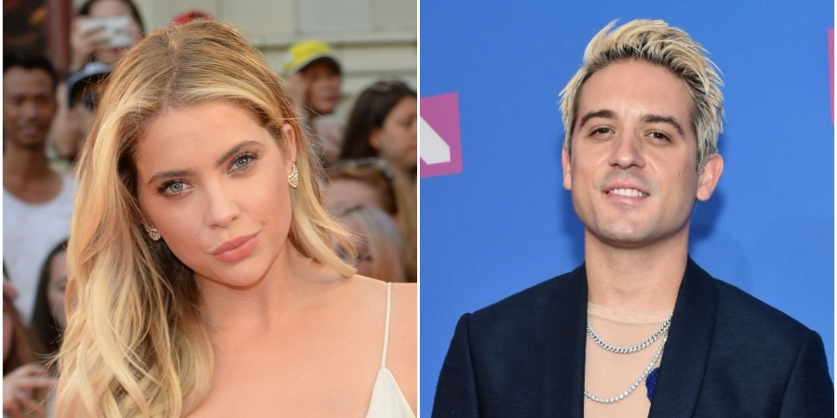 Fans Think Ashley Benson G Eazy Are Dating After Cara Delevingne