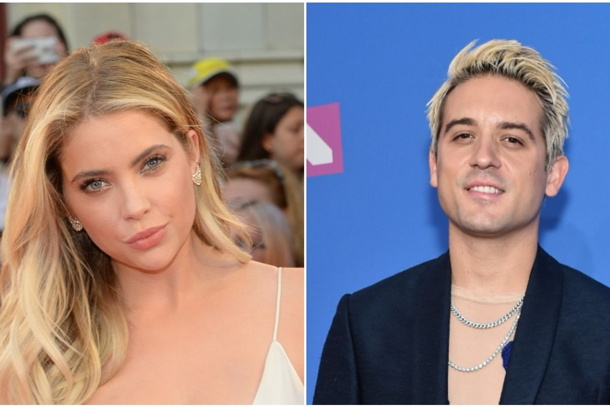 Fans Blame G-Eazy For Ashley Benson's Split From Cara Delevingne