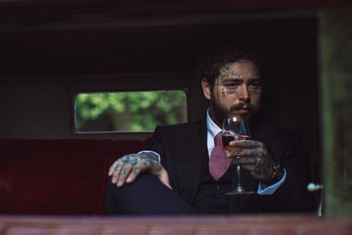 Post Malone Follows Up Budweiser Collab With a Rosé Line
