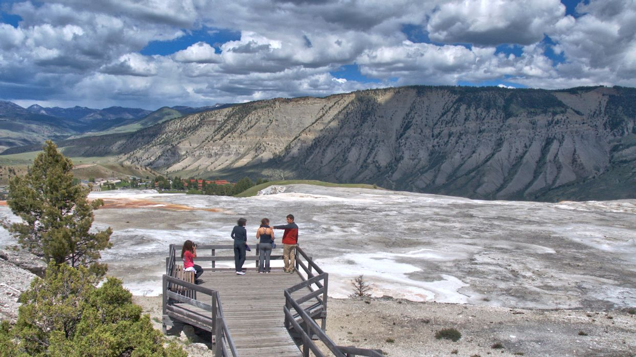 National Parks to Start Partial Reopening