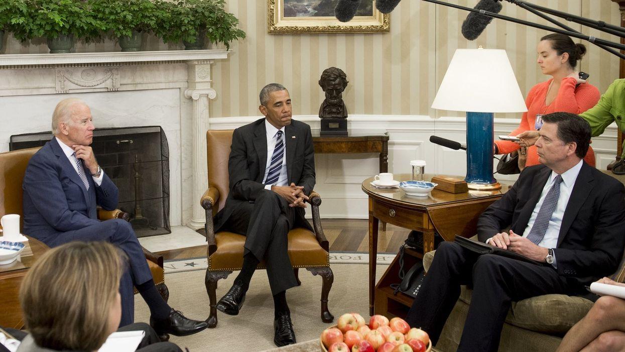 Biden 'caught red-handed': Senate Republicans want former Obama officials — including Biden — to testify on Flynn unmasking
