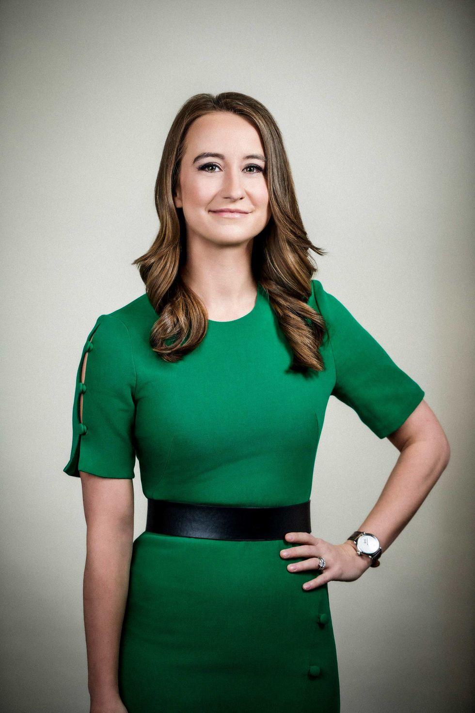 \u200bCBSN reporter Kate Smith.