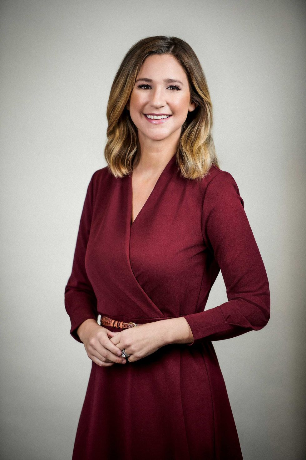 \u200bCBSN reporter Caitlin Huey-Burns.