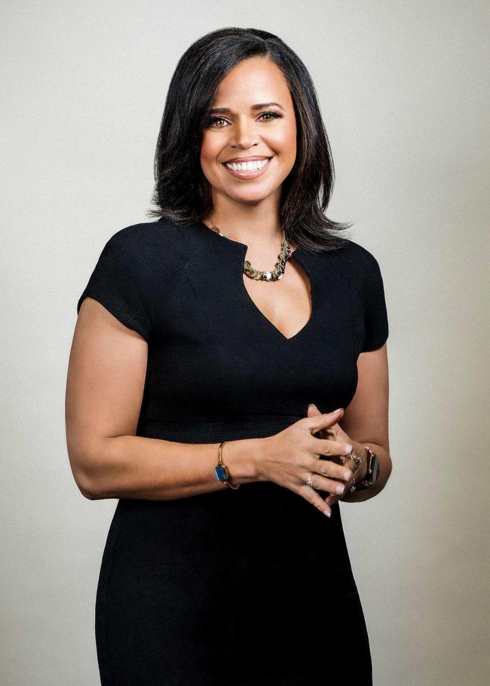 CBSN anchor Anne-Marie Green.\u200b