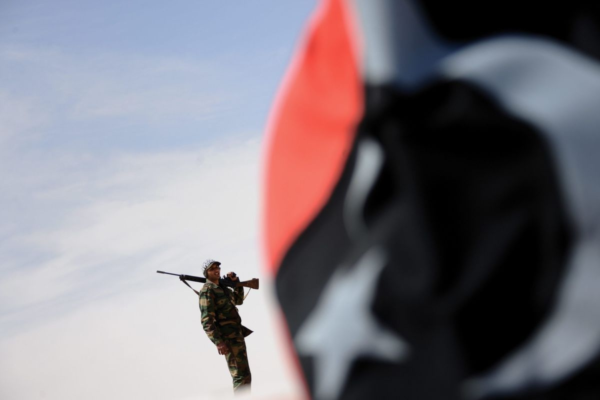All'Aise arriva il generale chietino già protagonista in Libia ed Egitto