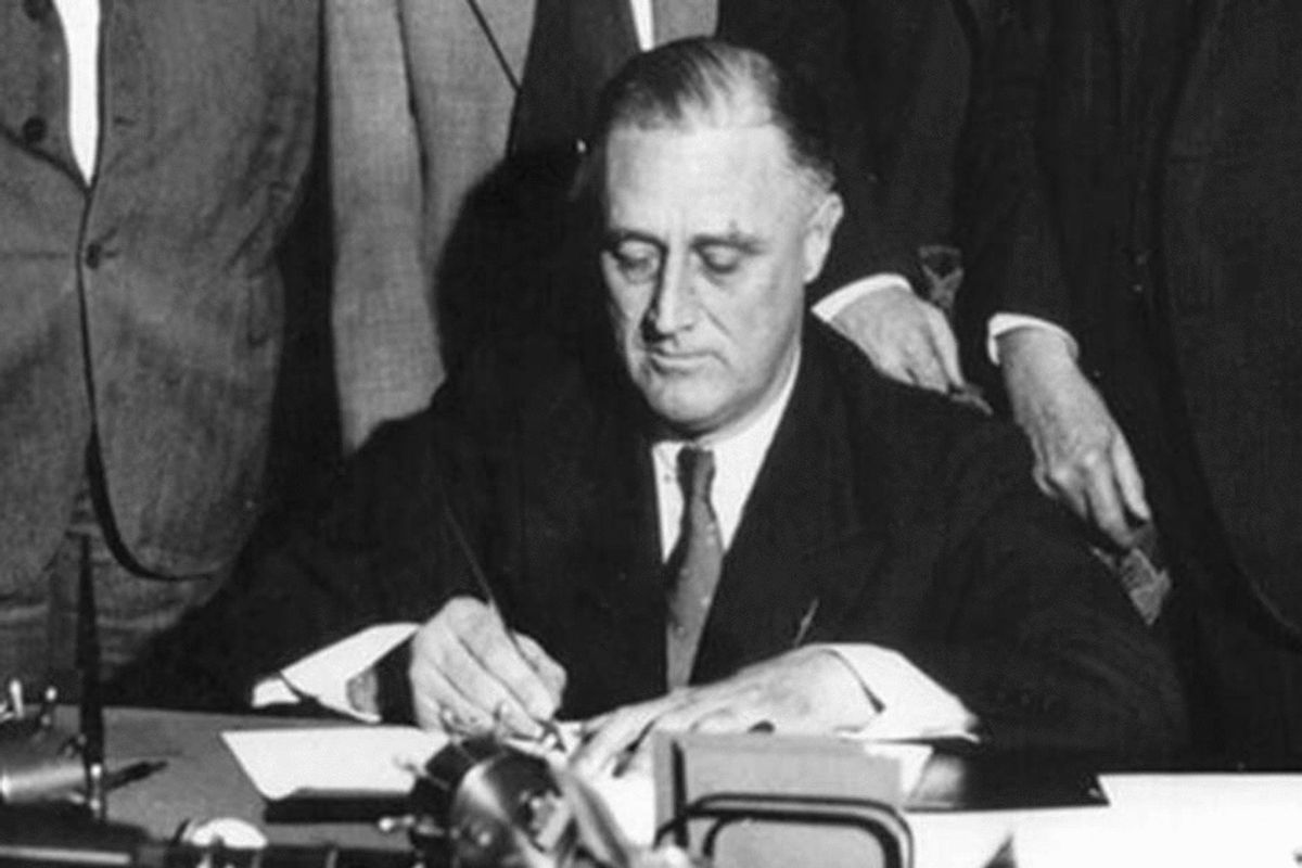 FDR's polio crusade shows us what real presidential leadership looks like during a health crisis