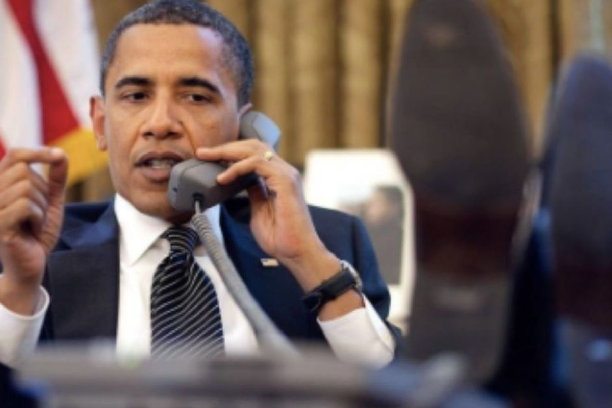 Former White House photographer shares 'Obamagate' images as proof of Obama's heinous crimes