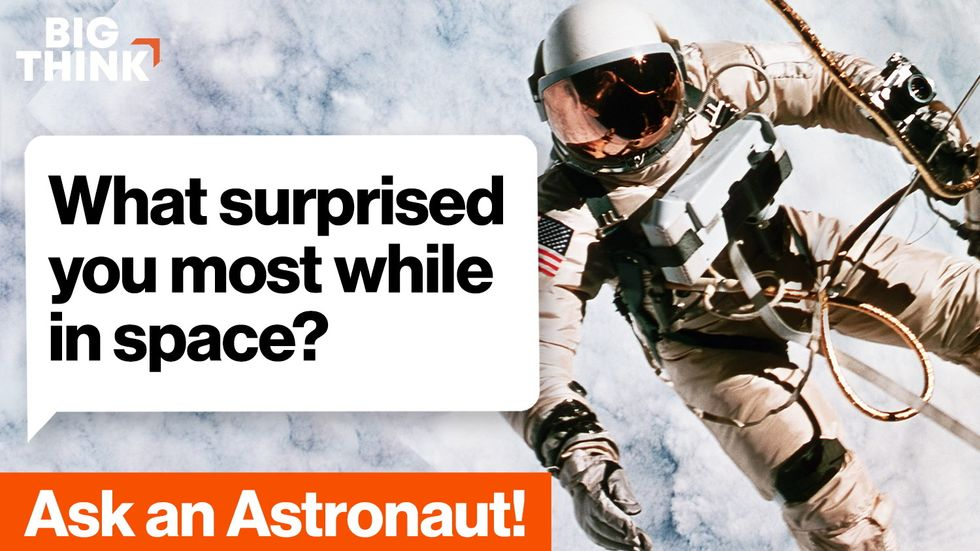 Ask an Astronaut: What surprised you most in space?
