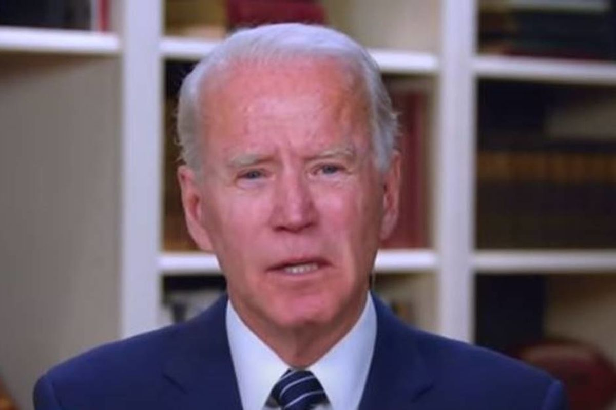 Joe Biden shares the tragedies he's faced in his own life to help people impacted by COVID-19