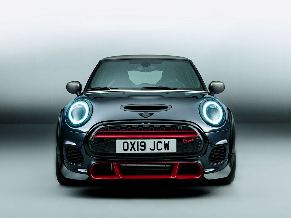 2021 MINI John Cooper Works GP