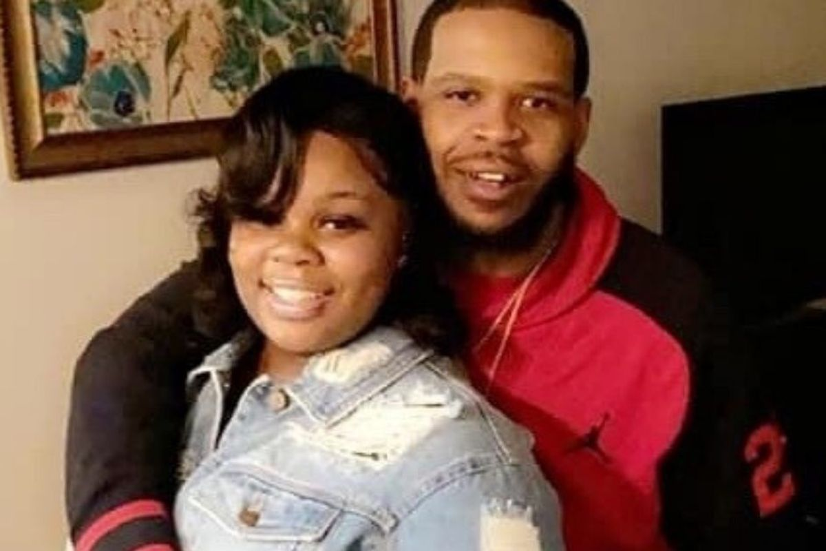 Where are the gun rights activists defending Breonna Taylor's boyfriend, Kenneth Walker?