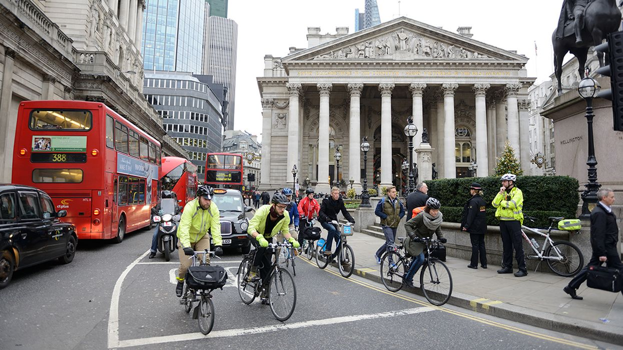 'Car-Free Zones' Launching in London