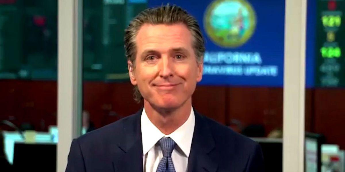 Gov. Gavin Newsom to give illegal immigrants $75 million in stimulus money despite cutting $19 billion from schools