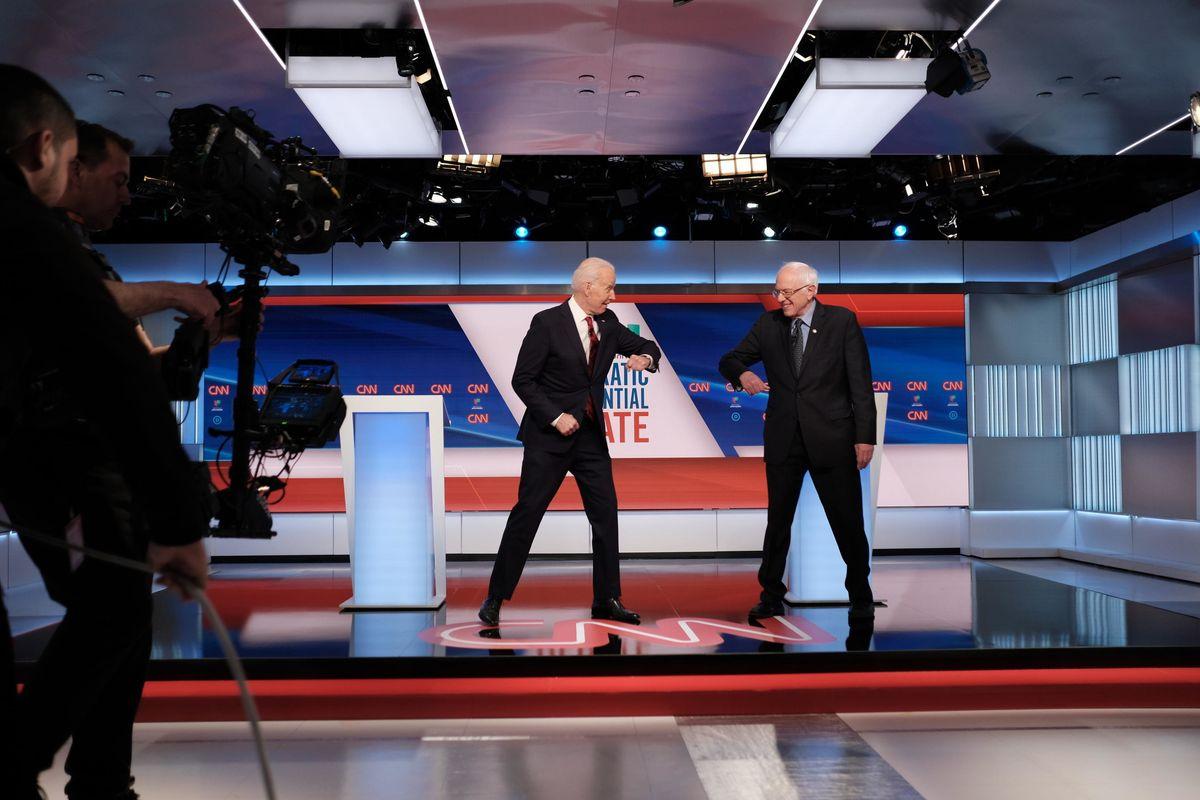 Biden ha un problema: gli elettori di Sanders