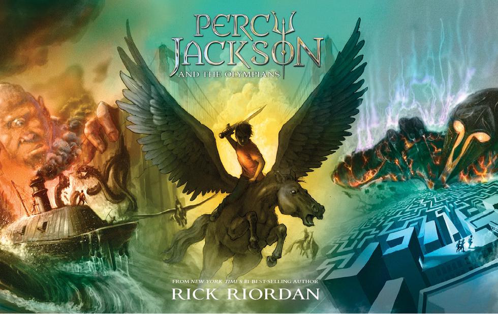 Percy Jackson Is Exactly What Disney Plus Needs