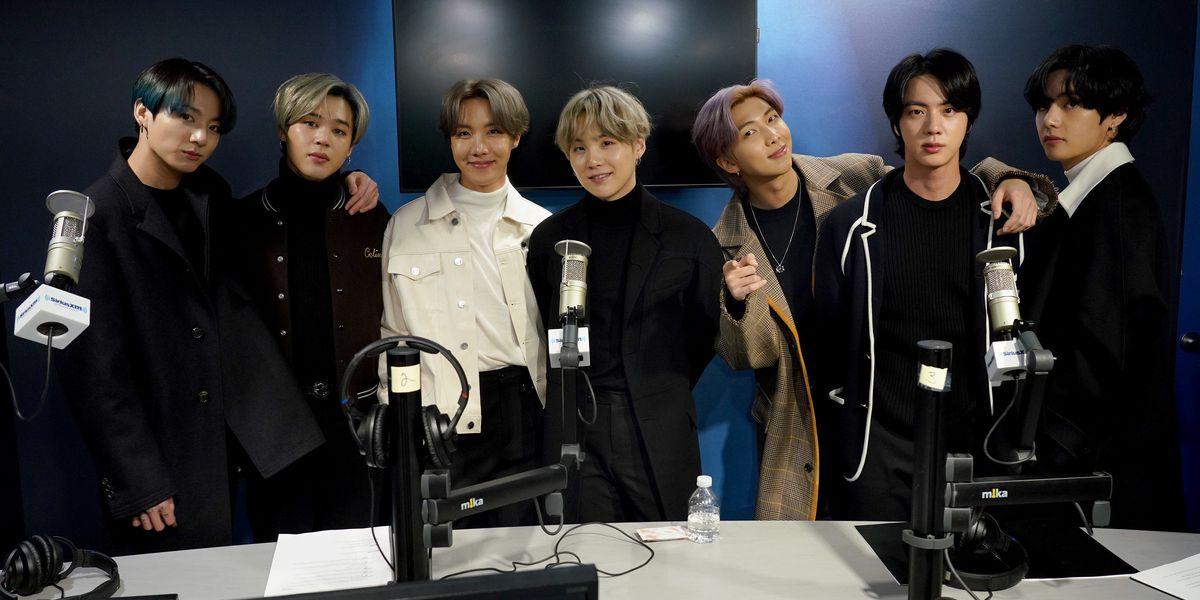 BTS Is Holding a Livestream Concert Next Month