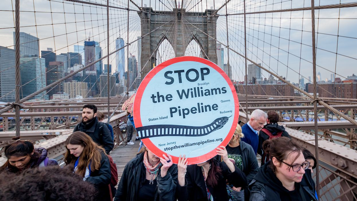 New York Rejects Williams Pipeline Over Water, Climate Concerns