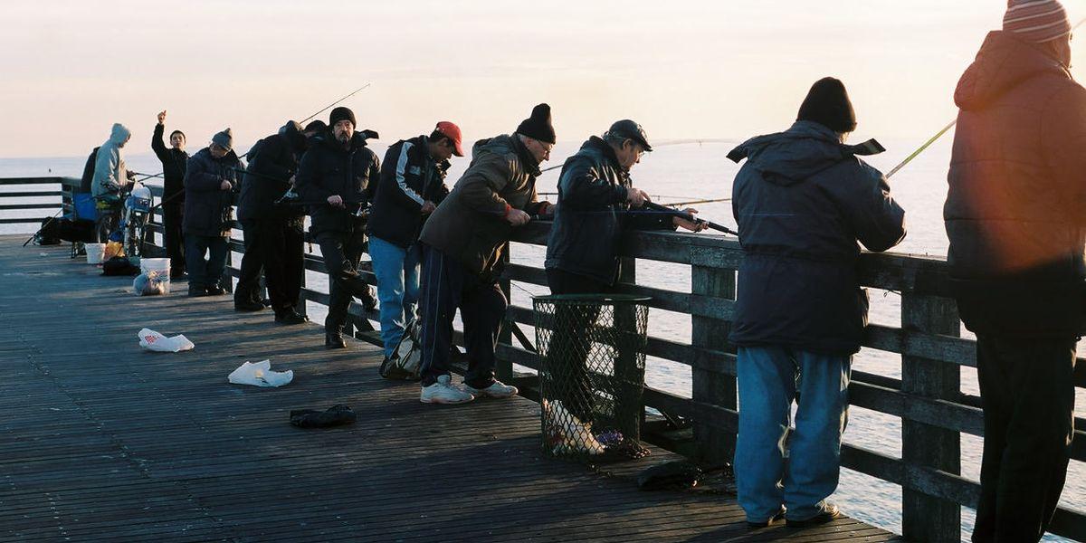 New York City fishing