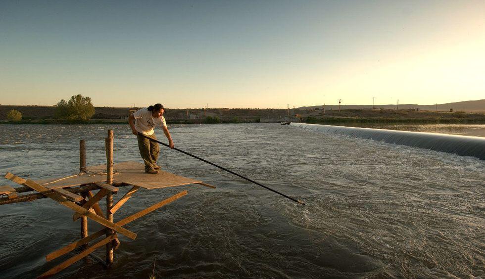 Tribal Fishing Washington