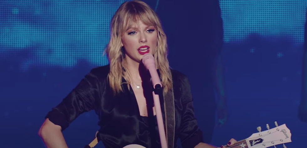 11 Moments From 'City Of Lover' That Reminded Us Taylor Swift Is The CEO Of Melting Our Hearts