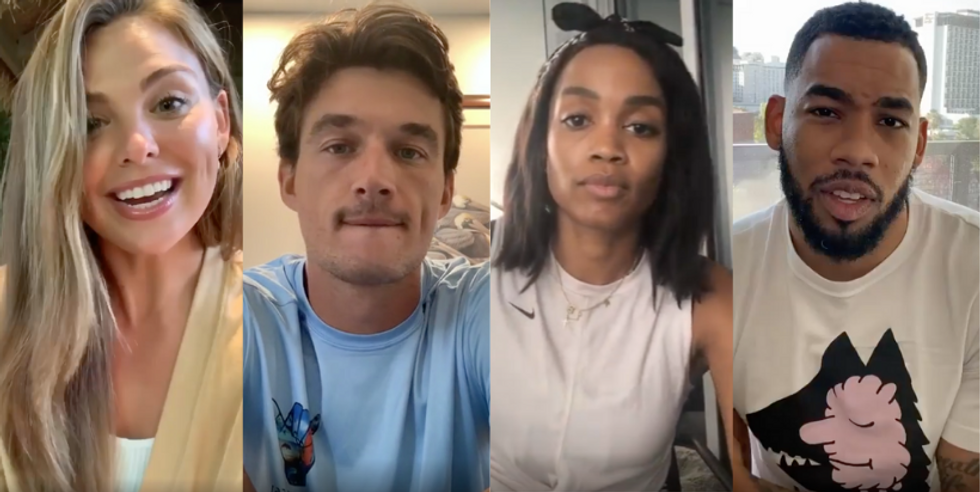 Tyler Cameron And Others Weigh In On Hannah Brown Using The N-Word, And Their Takes Matter
