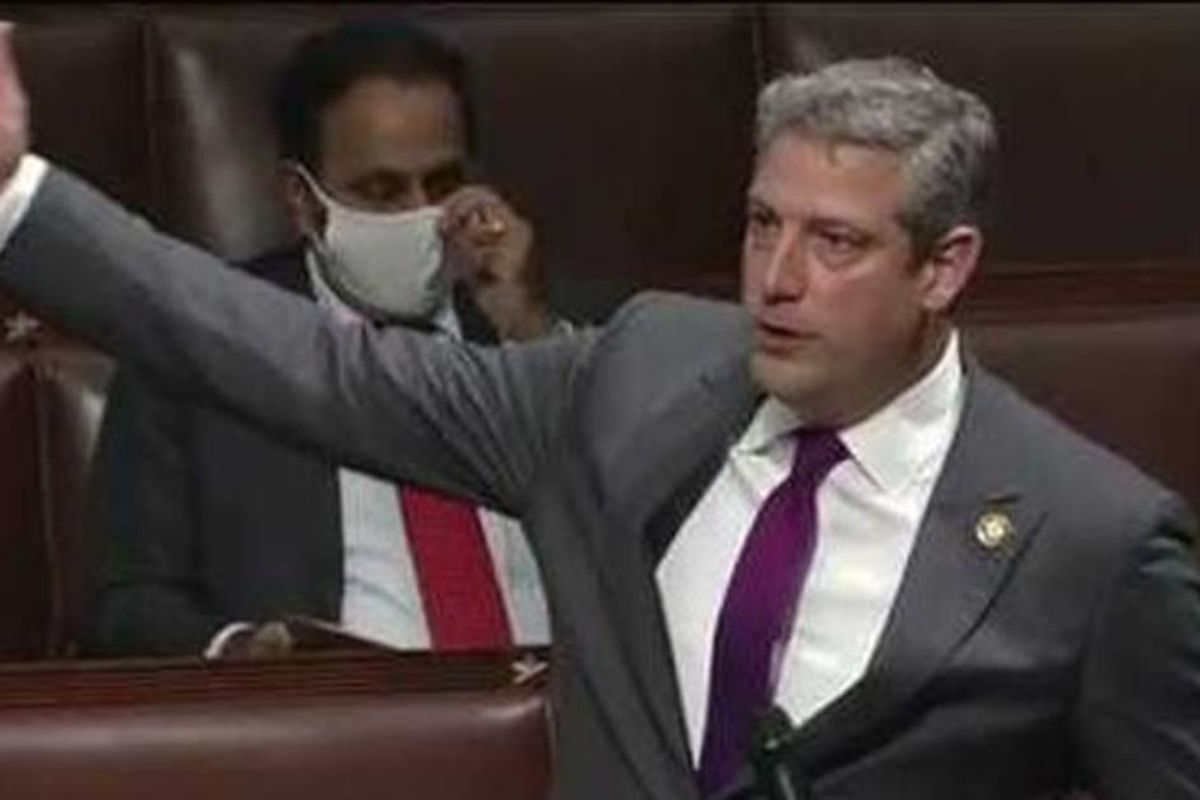 One of the most mild-mannered members of Congress just went off on his colleagues over the new Coronavirus relief bill
