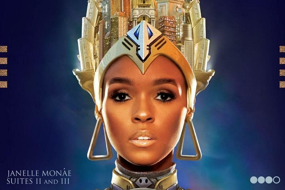 Janelle Monáe's Groundbreaking 'The ArchAndroid' Debut Turns 10