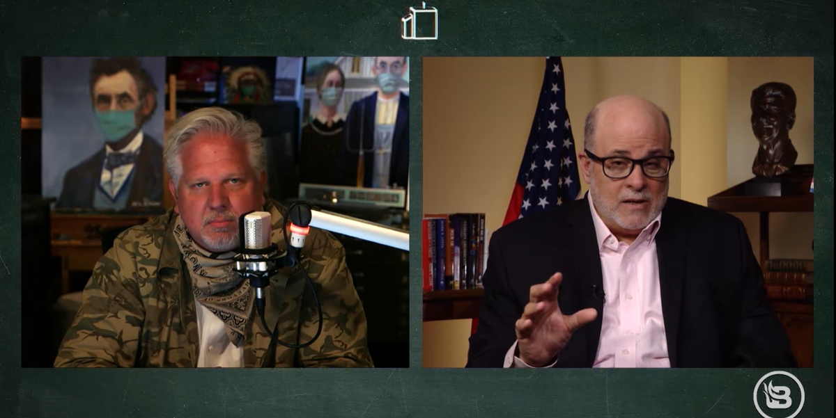 Mark Levin: People don't remember the SHOCKING extent of Obama admin's 'police state tactics'
