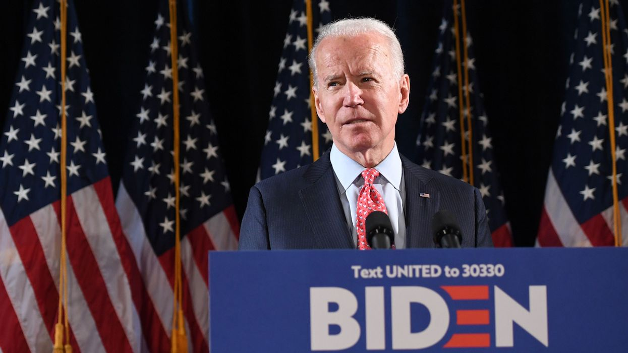 Biden Vows to Ax Keystone XL if Elected