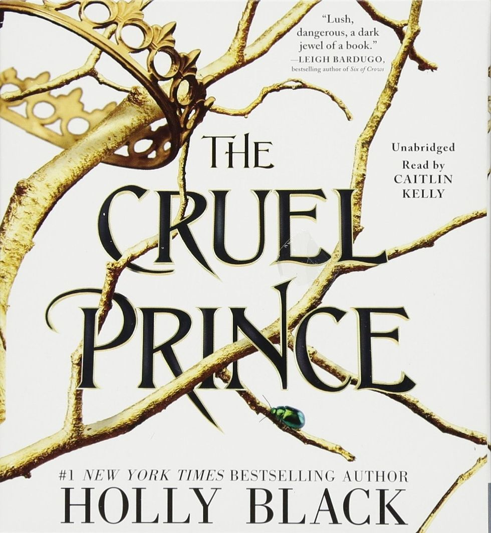 Book Review (Non-Spoilers)The Cruel Prince by Holly Black