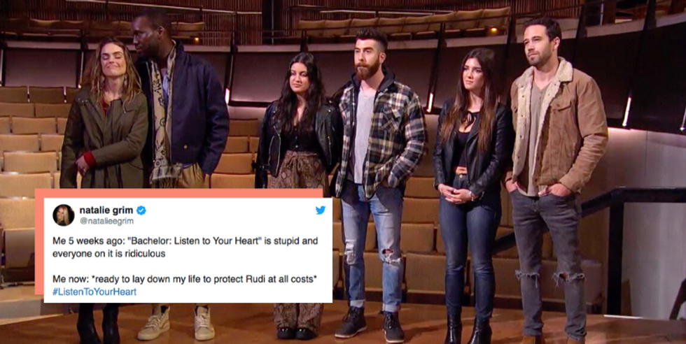 19 Of The Best 'The Bachelor: Listen To Your Heart' Tweets That Perfectly Sum Up The Finale