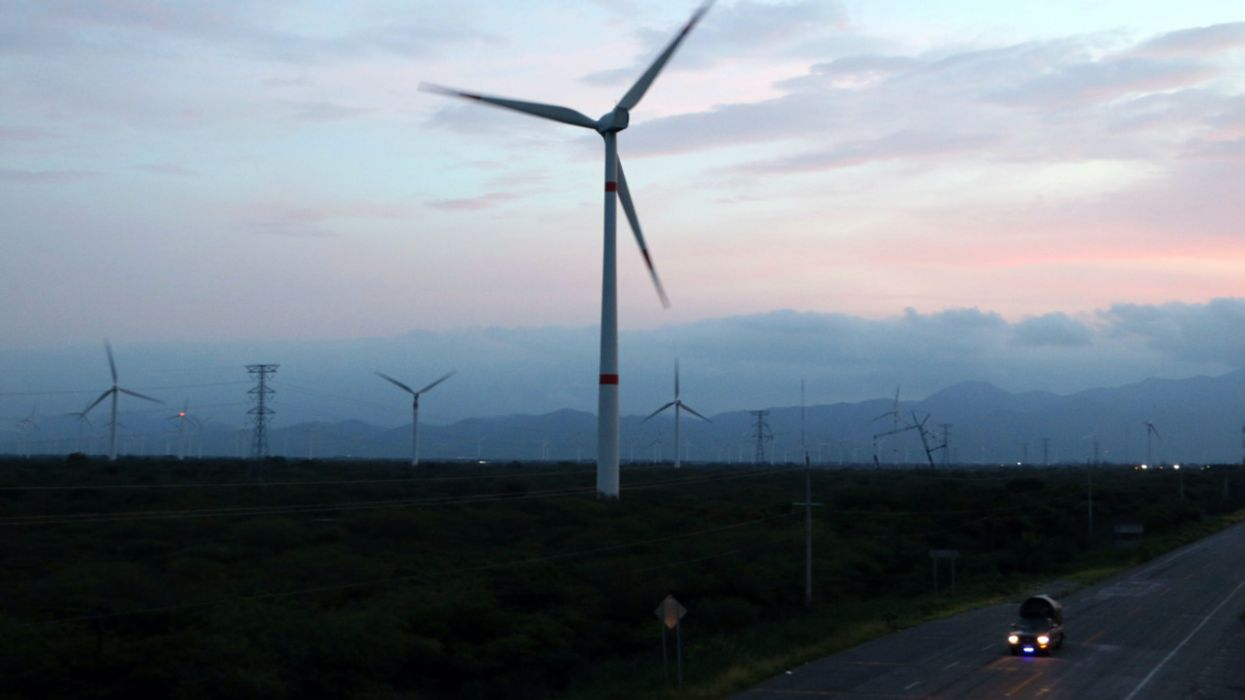Is Mexico's Wind Sector Repeating Fossil Fuels' Mistakes?