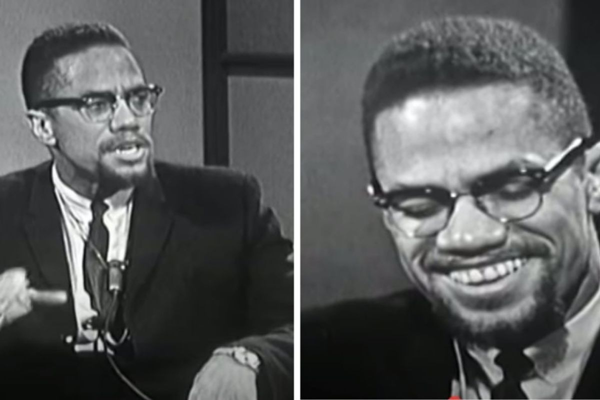 A Malcolm X interview 6 weeks before his death may surprise people who think they know him