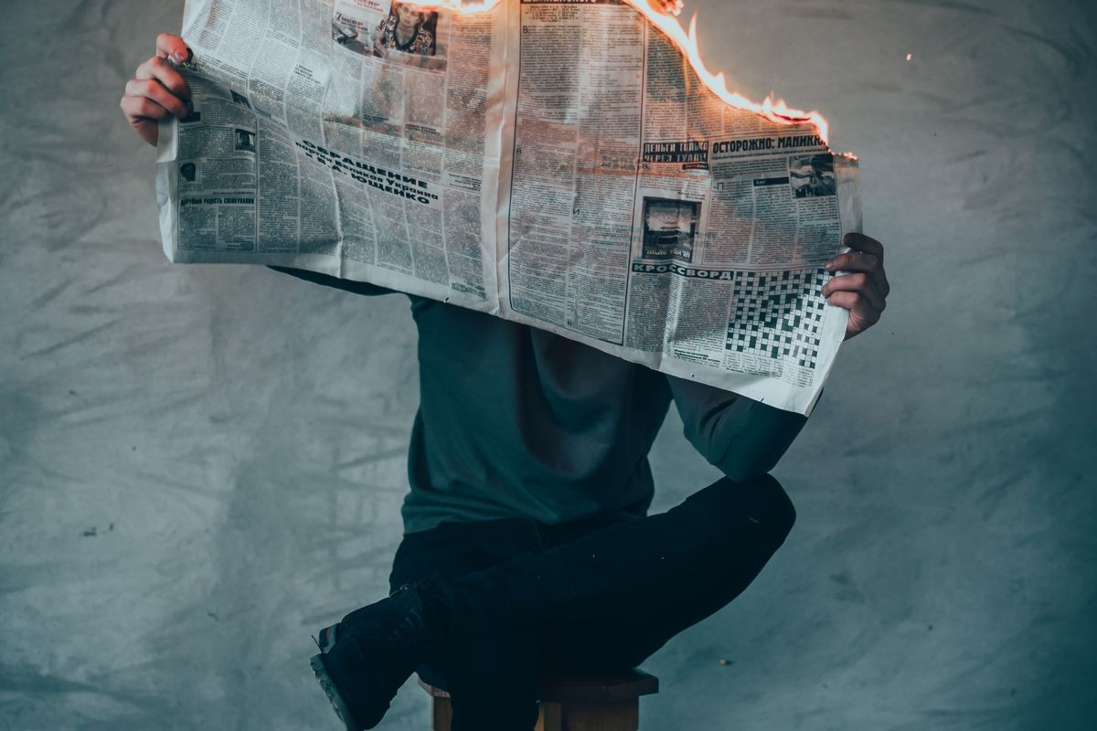 Yes, news media bias is very real. And it's harder than ever to separate fact from fiction.