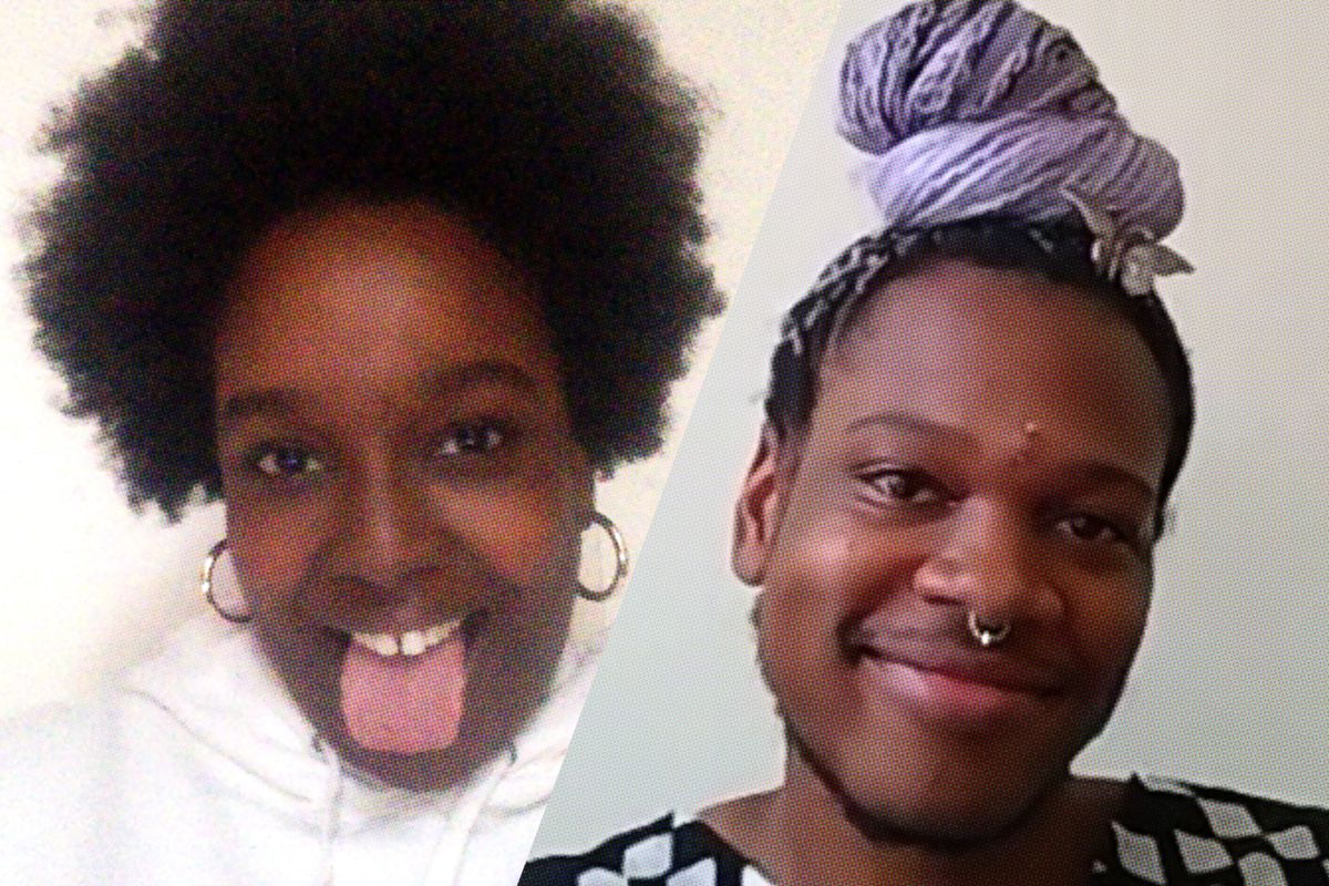 Lolly Adefope and Shamir Swap Cancellation Stories