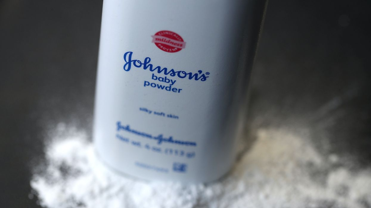 Johnson & Johnson to Stop Selling Talc Baby Powder in U.S. and Canada