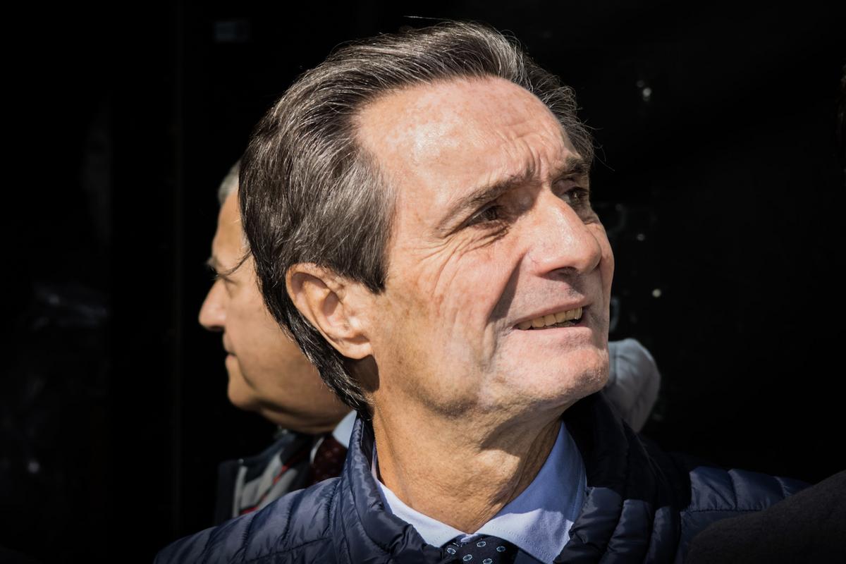 Fontana querelerà l'Inps: «Dati Cig alterati»