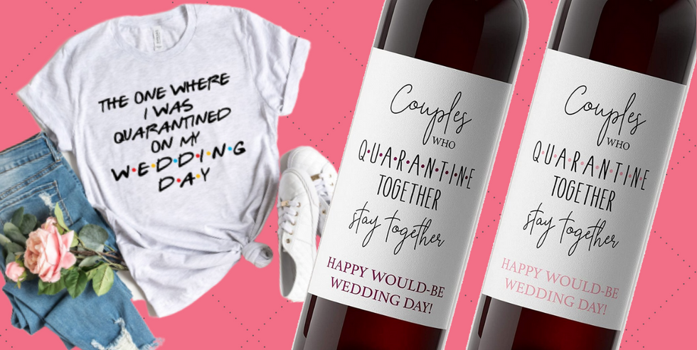 11 Things To Get The Bride Who Had To Postpone Her Wedding