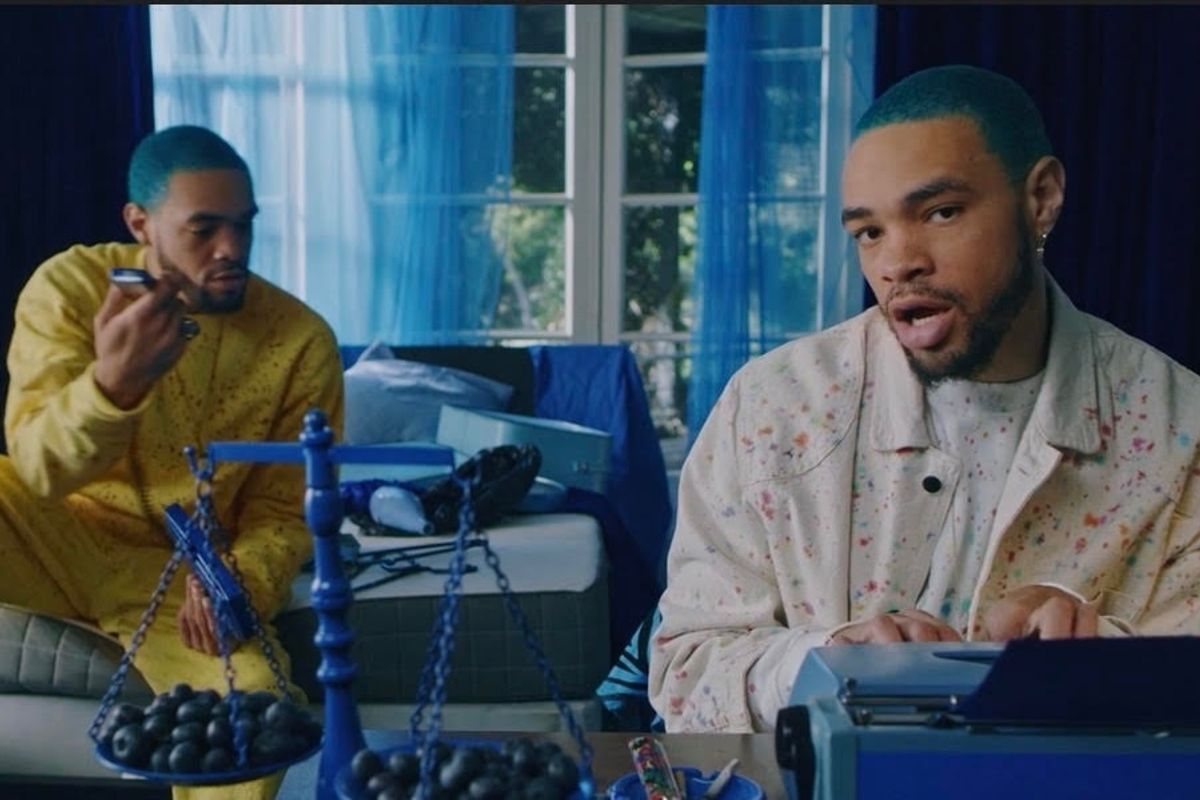 Watch Maejor and Juicy J's 'Issues' Video