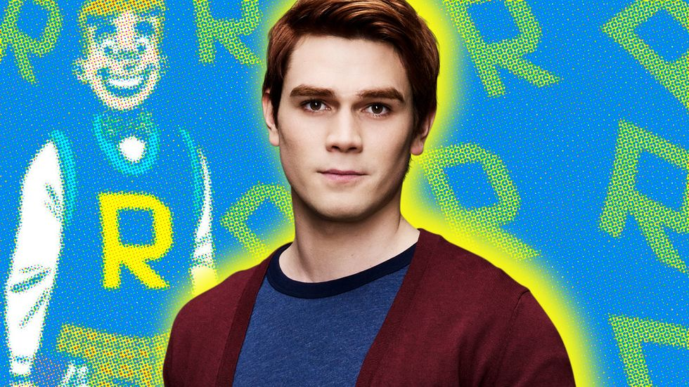 DC Comics character Archie Andrews